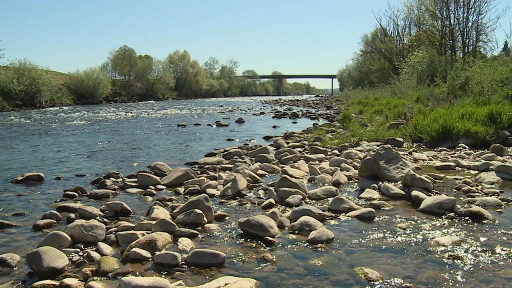 Trockenheit und tiefe Wasserstände: Besorgnis im Kanton Thurgau