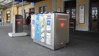 Die Recycling-Systeme der SBB hätten in der Stadt einen schweren Stand.