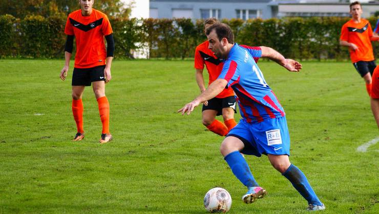 Franyov (am Ball) ist zweimal erfolgreich.
