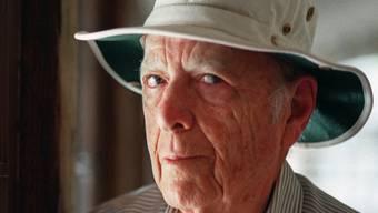 """Für seinen ein Roman """"Die Caine war ihr Schicksal"""" wurde Herman Houk mit dem Pulitzer-Preis ausgezeichnet. (Bild aus dem Jahr 2000)."""