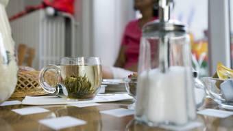 Gast in einem Zürcher Bed & Breakfast (Archiv)