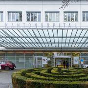 Themenbilder vom Kantonsspital Aarau aufgenommen am 28. Januar 2019 in Aarau.