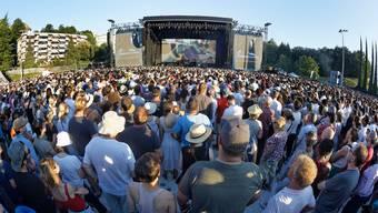 Eine der neuesten Absagen: Das Montreux Jazz Festival findet 2020 nicht statt. Konzerte sollen wenn möglich auf nächstes Jahr verschoben werden. (Symbolbild)