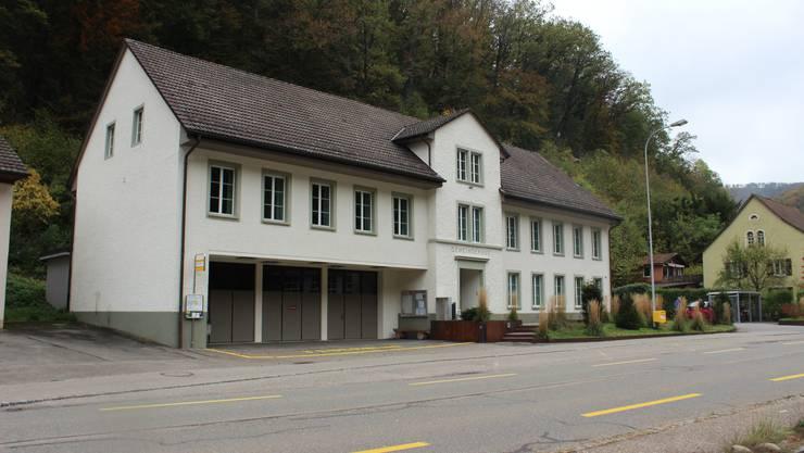 Das Gemeindehaus in Densbüren steht an der Staffeleggstrasse.