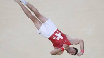 Oliver Hegi bot in der Qualifikation der EM einen ausgezeichneten Wettkampf und darf sich berechtigte Hoffnungen auf mehrere Finalplätze machen