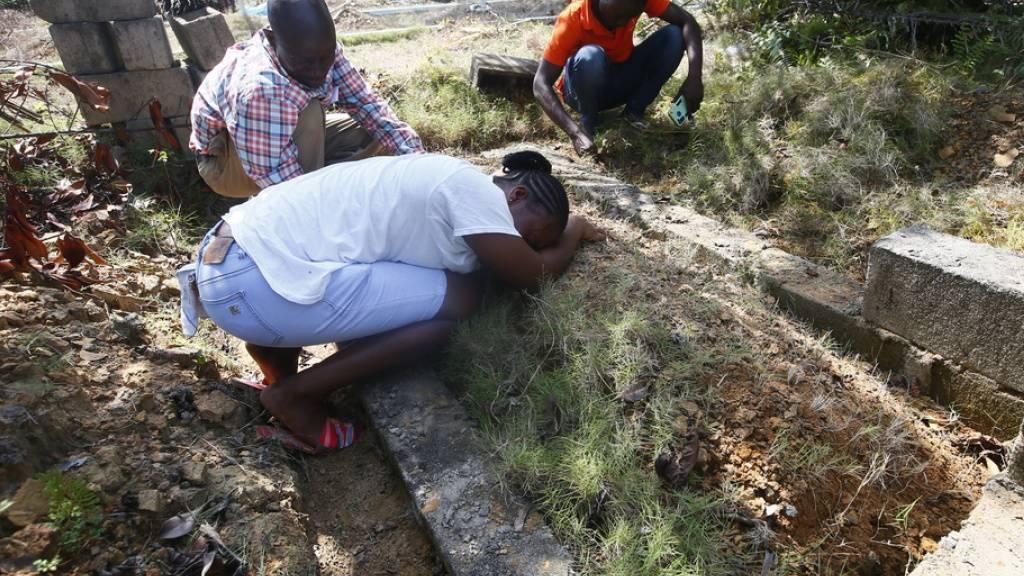 Ebola-Ausbruch in Guinea hat Verbindung zu Epidemie 2014