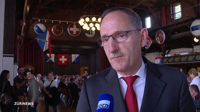 SP-Regierungsrat Fehr kämpft für Schiessanlagen in Zürich