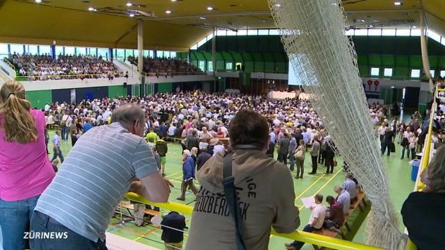 Rapperswil-Jona bleibt ohne Parlament