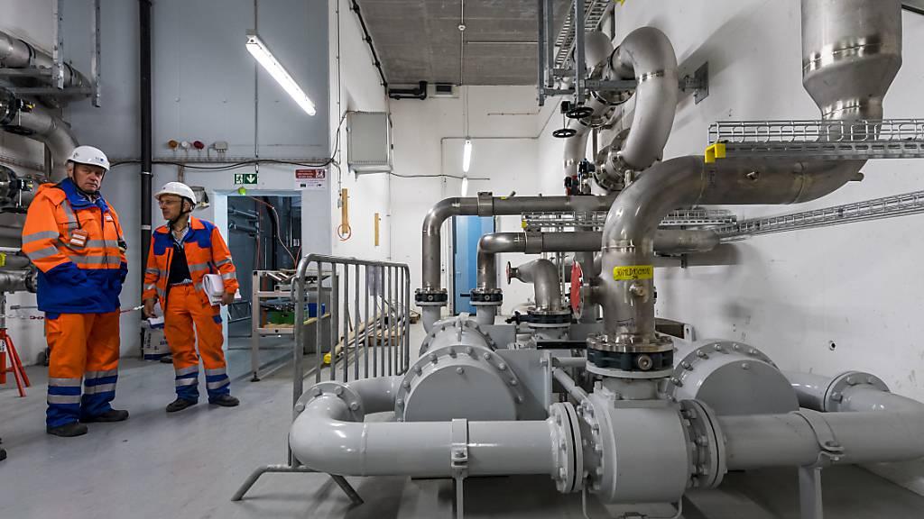 Elektrizitätswerk Nidwalden mit deutlich höherem Unternehmensgewinn