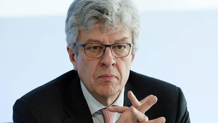 Früher leitete Michel Liès als CEO die Geschicke des Rückversicherers Swiss Re. Ab kommenden Jahr steht er nun dem Verwaltungsrat des Versicherungskonzern Zurich vor