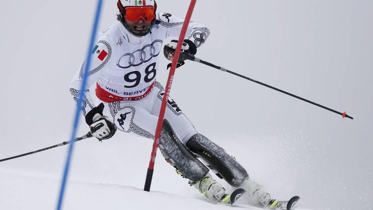 Hubertus von Hohenlohe war für Mexiko an der letzen Ski-WM am Start. (Archivbild)
