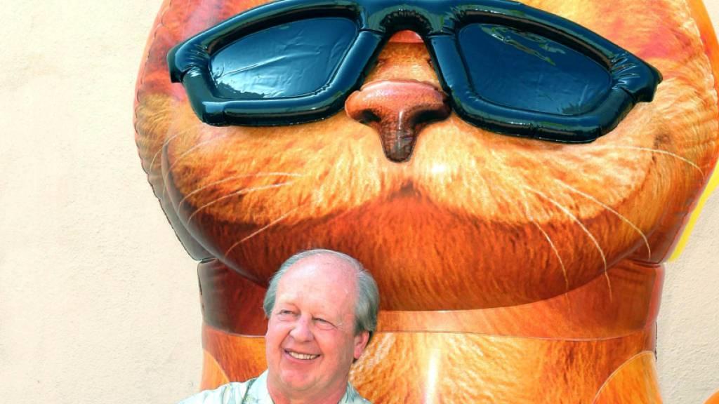 «Ganze Welt zum Lachen bringen»: Jim Davis wird 75