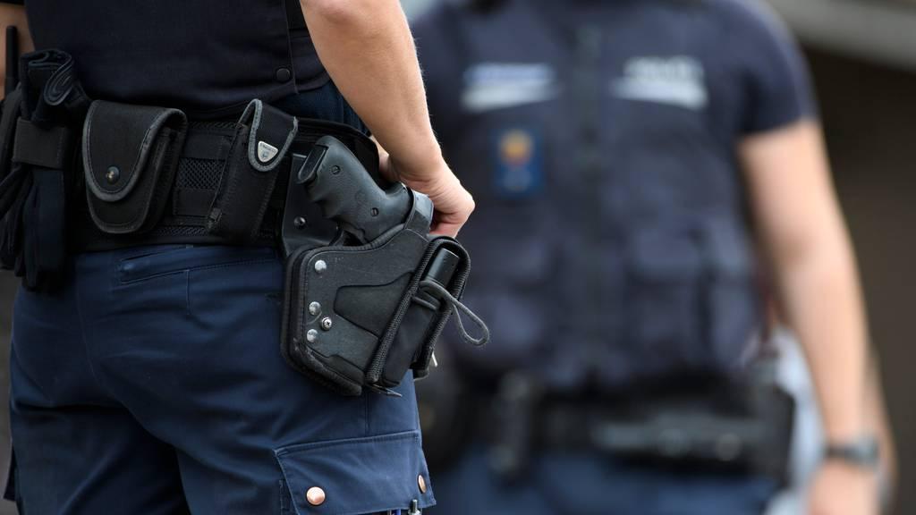 Zur Verhaftung ausgeschriebener Autofahrer verhaftet