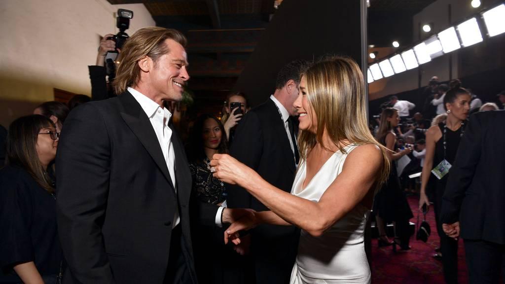 Brad Pitt und Jennifer Aniston sollen wieder zusammen sein