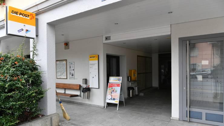 Die Schweizerische Post hält an ihrem Plan fest, die Poststelle in Mümliswil zu schliessen.