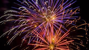 Auch dieses Jahr sorgen die «Freunde des Feuerwerks» für eine Show in Bettlach.