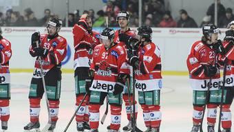 Die Visper befinden sich in der Swiss League weiterhin im Aufwind