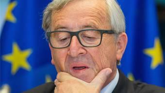 Luxemburg eine Steueroase? Davon will EU-Kommissionspräsident Jean-Claude Juncker nichts wissen.STEPHANIE LECOCQ/EPA/Key