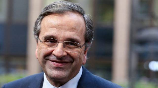 Rückhalt von Samaras' Regierung schwindet (Archiv)