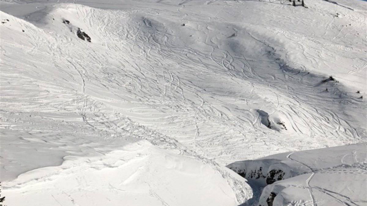 Skifahrer Verunglückt Heute