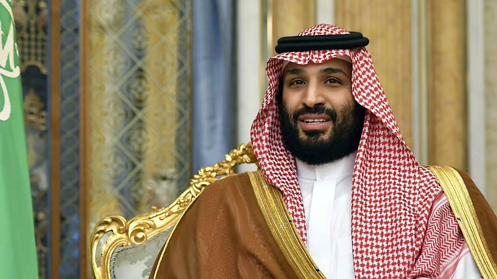 Saudiarabischer Kronprinz warnt vor Verschärfung des Iran-Konflikts