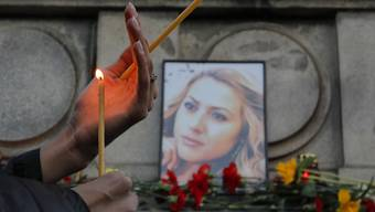 Trauer nach Mord an Journalistin