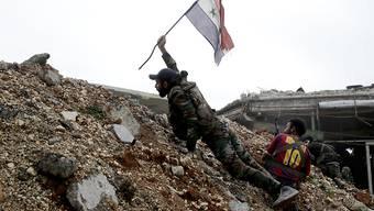 Der Kampf um Aleppo
