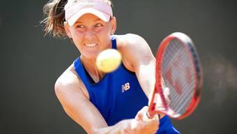 Fiona Ferro, Überraschungsfinalistin in Lausanne