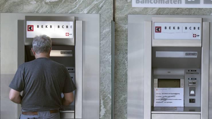 Es gibt mehr Geld von der Berner Kantonalbank - für die Aktionäre. (Archivbild)