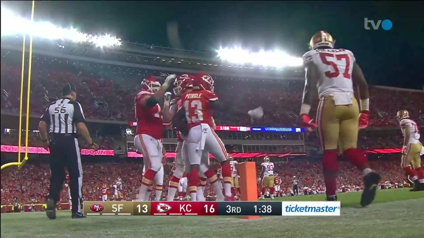 Super Bowl übertragung