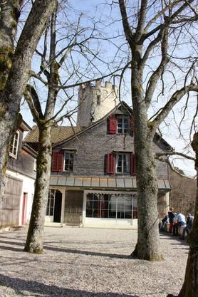 "SRF-Sendung ""Living History"" - Casting auf Schloss Neu-Bechburg"