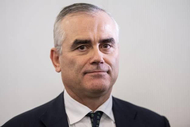 Verschreibt der Credit Suisse eine Entschlackungskur: Konzernchef Thomas Gottstein, der Anfang Jahr auf Tidjane Thiam folgte.