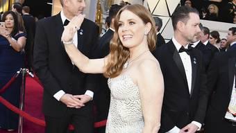 Die 44-jährige US-Schauspielerin Amy Adams baut ihre Zusammenarbeit mit HBO aus. (Archivbild)