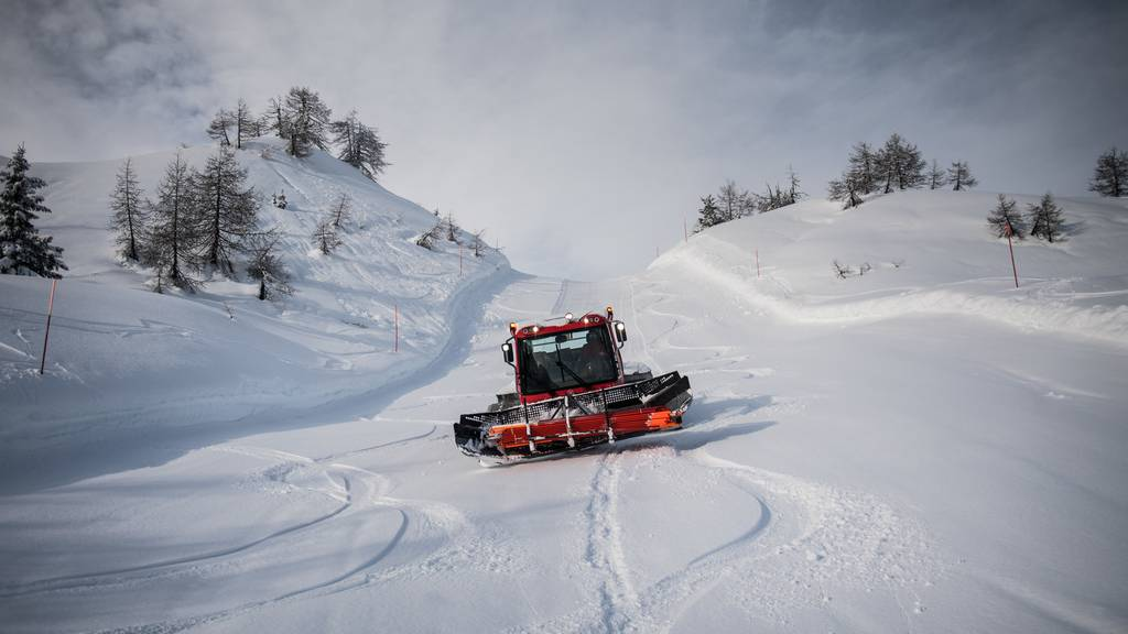 Deshalb sollten Wintersportler nicht in geschlossene Skigebiete