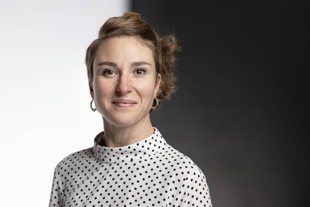 Irène Kälin (Grüne/AG).