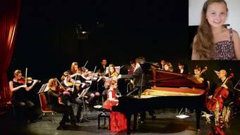Höhepunkt der jungen Laufbahn von Jasmin Schlegel war der «Concours Crescendo» in Genf.