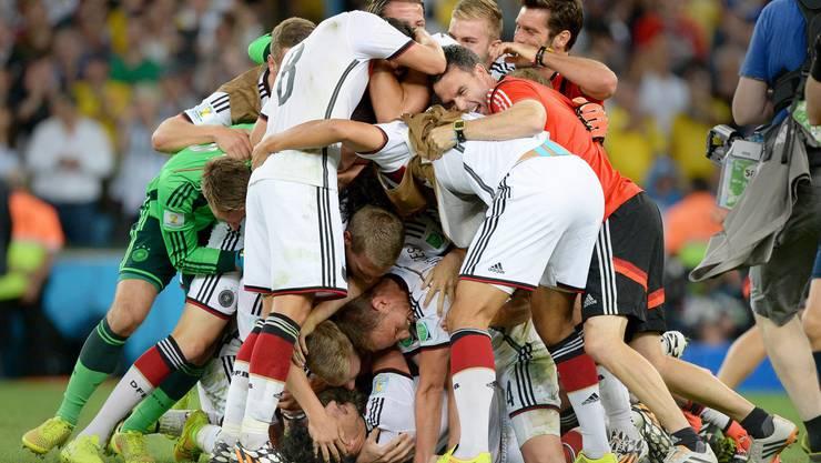Das Team zeigte seit der Heim-WM Fussball auf höchstem Niveau.