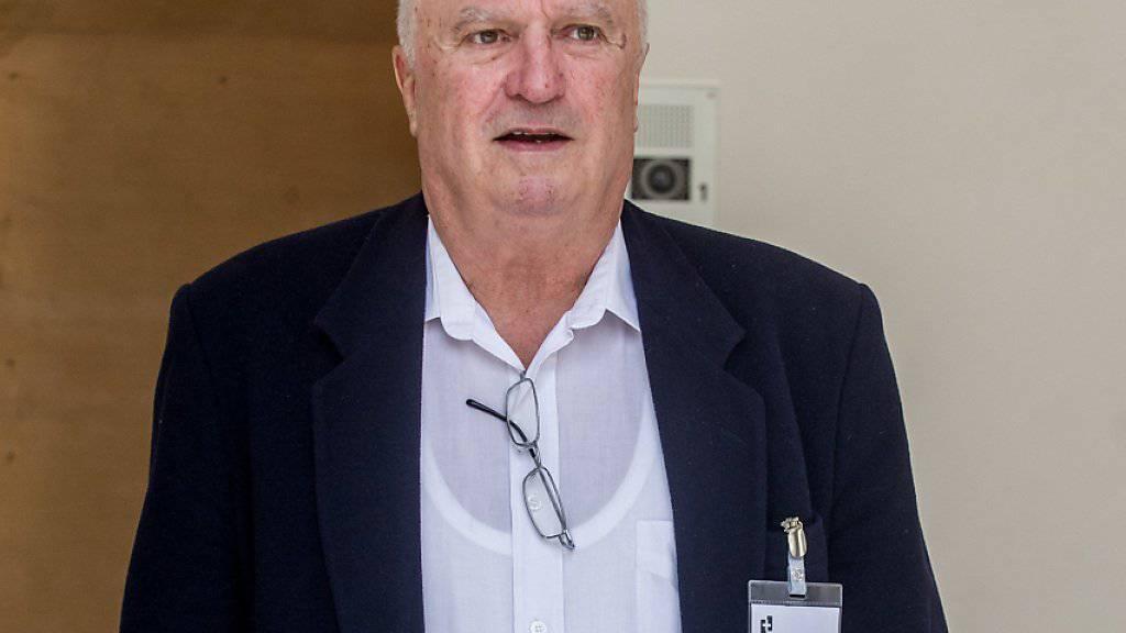 Der schweizweit bekannte ehemalige Drogenfahnder Fausto Cattaneo ist tot.