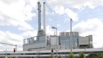 Kehrichtverbrennungsanlage der Stadtwerke Winterthur