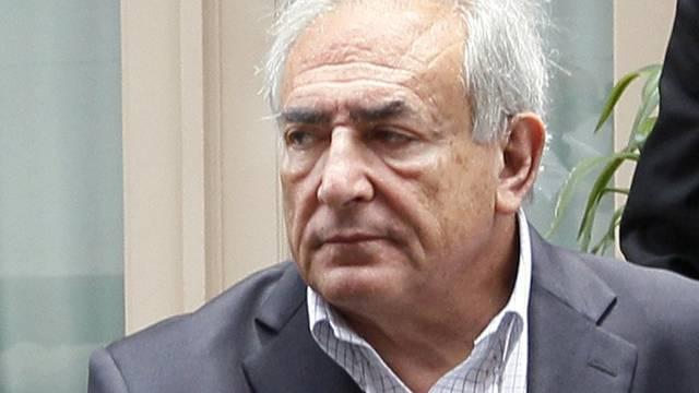 Strauss-Kahn in New York (Archiv)