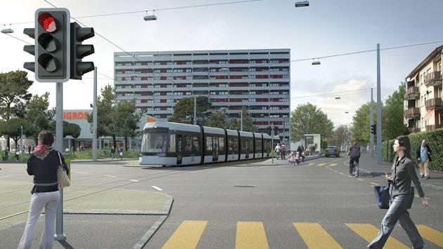 Die Linienführung der Limmattalbahn sorgt weiterhin für rote Köpfe.