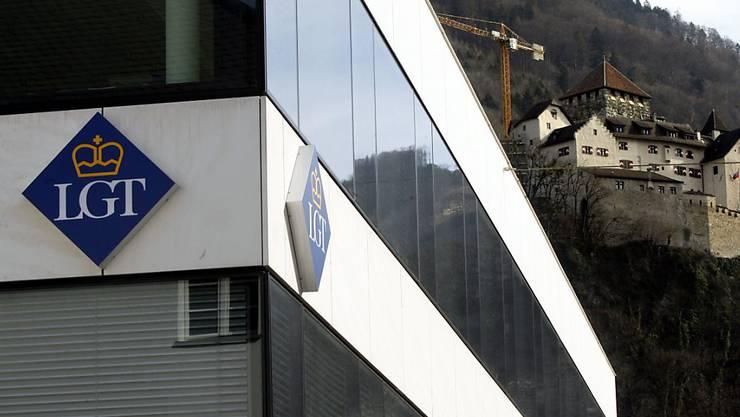 Ist mit einer Klage des österreichischen Bundeslandes Salzburg konfrontiert: Die Liechtensteiner Fürstenbank LGT (Archiv).