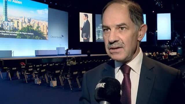Credit Suisse: Ethos-Präsident will heute ein Zeichen setzen