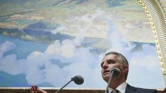 Keine sonnigen Aussichten für Gesundheitsminister Burkhalter bei der dritten Beratungsrunde zum Managed-Care-Modell