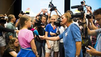 Greta Thunberg, das Gesicht von Fridays for Future.