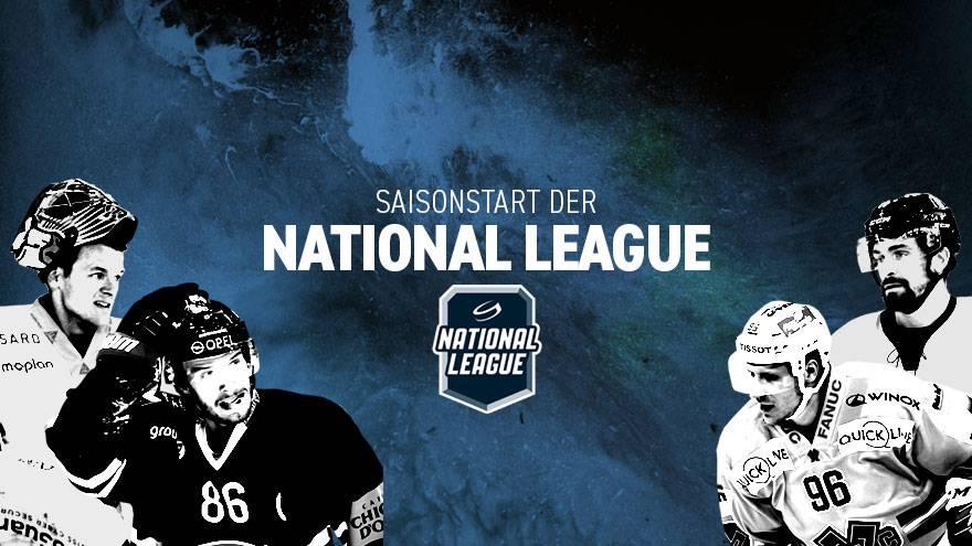 Eishockey: National League: SC Bern -  HC Ambri-Piotta