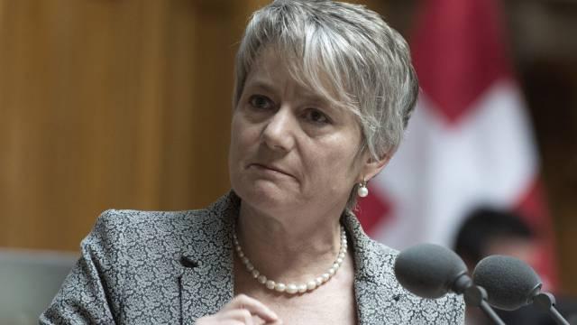 Kämpft für die Menschenrechte: SP-Frau Jacqueline Fehr (Archiv)