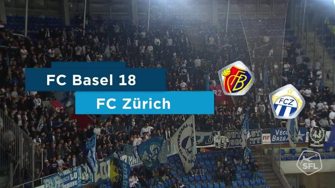 Highlights FCB - FCZ