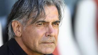 Maurizio Jacobacci ist seit über einem Jahr erfolgreich in Lugano beschäftigt
