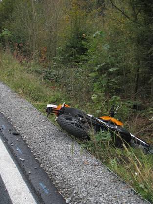 Beim Verunfallten handelt es sich um einen Schweizer aus dem Bezirk Baden.